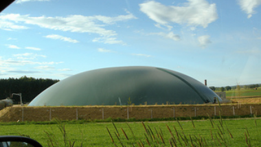 biogas energy lagoon image