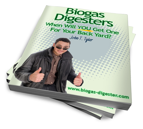 Free biogas digester ebook - Download it here!