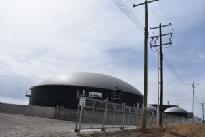 Why Anaerobic Digestion? Image of an A.D. facility to show why.